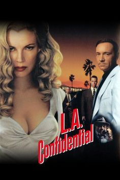 L.A. Confidential is a 1997 neo-noir film based on James Ellroy's 1990 novel of the same title.  This film featured unknown actors in the US….Guy Pierce and a young Russell Crowe…..77 wins & 48 nominations.
