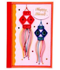 Diwali tag by shirins hobbies via flickr special quilling image result for handmade diwali greetings cards m4hsunfo