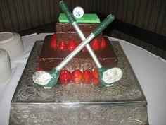 The Chattahoochee River Club Columbus GA Wedding Cake By Chef