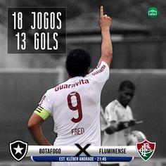 Fred - Fluminense X Botafogo