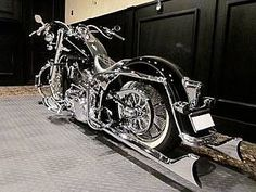 2007 Harley Davidson Heritage Softail Deluxe Show Bike - Motorcycles & Choppers - RonSusser.com