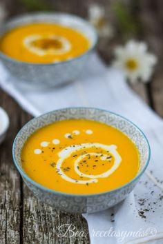 Crema de zanahoria especiada | Recetas de cocina fáciles y sencillas | Bea, recetas y más
