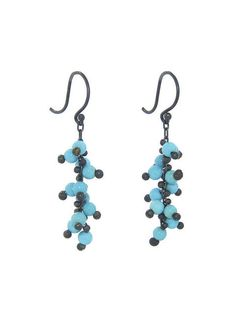 Bright and fun earrings from Ten Thousand Things!