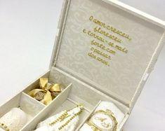 Caixa Lembraça - Bodas de Ouro