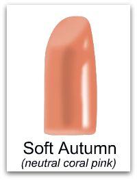 neutral coral pink for soft autumn Soft Autumn Makeup, Soft Autumn Color Palette, Autumn Colours, Soft Autumn Deep, Warm Autumn, Light Spring, Soft Summer, Love My Makeup, Seasonal Color Analysis