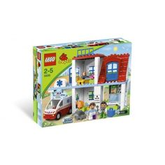 LEGO 5695 Doctors practice