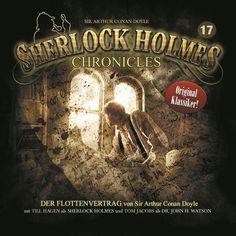 Folge 17: Der Flottenvertrag by Sherlock Holmes Chronicles