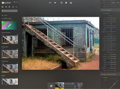 Polarr, an Intelligent Browser-based Photo App, Learns Your Aesthetic Preferences Photo Editor, Desktop Screenshot, App, Learning, Windows 8, Studying, Apps, Teaching, Onderwijs