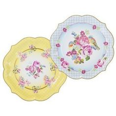 Floral Party Supplies - Life's Little CelebrationsLife's Little Celebrations