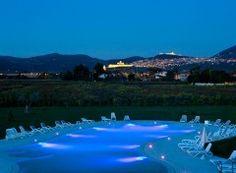 Nel cuore dell' #Umbria con vista su Assisi, il Valle di Assisi Hotel & Resort è un 4 stelle incantevole, ideale per chi vuol trascorrere una vacanza indimenticabile