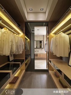 14 Walk In Closet Designs For Luxury Homes The best of luxury closet design in a selection curated b Wardrobe Room, Wardrobe Cabinets, Wardrobe Storage, Open Wardrobe, Small Walk In Wardrobe, Walk In Closet Design, Wardrobe Design, Closet Designs, Dressing Room Closet