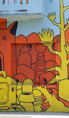#Gualicho !!!!! Street art, Argentina
