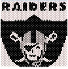 (11) Name: 'Other : Raiders  Lighter Cover Pattern