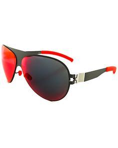 Rue La La — MYKITA Women's Franz F61 Sunglasses