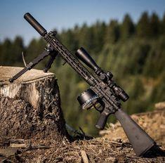 image Assault Weapon, Assault Rifle, Shotguns, Firearms, Custom Ar, Jay Rock, Sniper Rifles, Cool Guns, 2nd Amendment