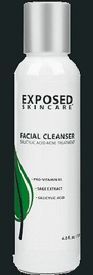 Facial Cleanser by Exposed Skin Care: HURRY!! LIMITED TIME OFFER ENDS IN 3 DAYS!