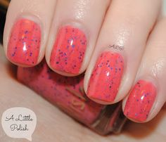 A Little Polish: Pahlish - Coney Island Queen Collection - Part 3