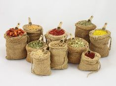 Market Spice Bags