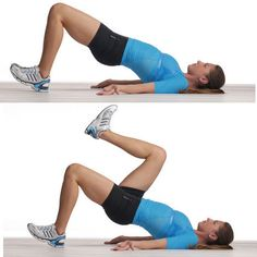 The Best Core Exercises For Runners...helps with lower back pain