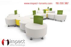 Soft seating from impact-toronto.com