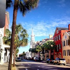 Charleston is the prettiest city! ♥