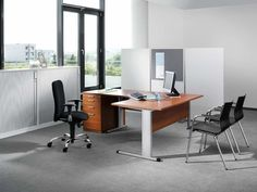 Kancelársky nábytok / EASY SPACE Office Desk, Conference Room, Space, Easy, Table, Furniture, Home Decor, Writing Desk, Living Room