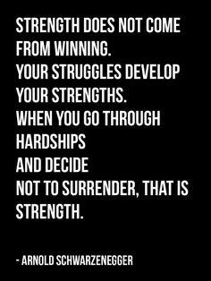#MondayMotivation from Arnold! #strength #NuHealth #NuHealthSupps NuHealthLifestyle.com