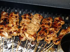 chicken on a stick recipe