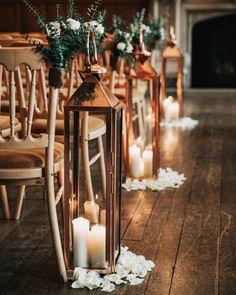 30 Bright Ideas Of Wedding Ceremony Decorations ❤ #weddingforward #wedding #bride