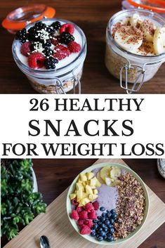If you're looking for healthy snacks for weight loss, then check out this list from someone who's lost a ton of weight! I know what it's like to be on a diet and be hungry! These foods help you burn fat and curb cravings so you can lose weight and be healthy. The smoothie recipe is the one I used to help me lose 80 pounds!