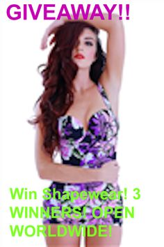 MyStyleSpot: Vedette Stella Floral Bathing Suit Shapewear as Outerwear Review + GIVEAWAY #contest #win #vedette #shapewear #bathingsuit #swim #swimwear #mystery #shape #mystylespot #blog #blogger #review #sweepstakes #giveaway OPEN WORLDWIDE!