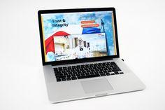 Web Design for AgentsDFW real estate firm of Dallas and Houston, designed by Moksha Media of Dallas - Daymond E. Lavine