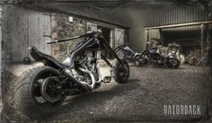 Razorback Chopper | Totally Rad Choppers