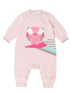 £48 Cotton Baby Playsuit 'DOUGAL' by Bonnie baby