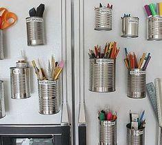 Home Organization: Art Supplies