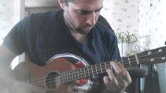 After You've Gone ukulele solo (James Hill arrangement)