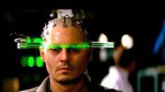 Transcendence footage turns Johnny Depp into a God