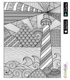 Sea colouring page Colorish Coloring App Carola is part of Doodle art - Sea colouring page Colorish Coloring App Sea colouring page Colorish Coloring App Doodle Art For Beginners, Easy Doodle Art, Doodle Art Designs, Doodle Art Drawing, Zentangle Drawings, Art Drawings Sketches, Drawing Ideas, Zen Doodle Patterns, Doodles Zentangles