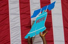 Voting-rights advocates in Pennsylvania challenged the state's congressional map in state court, whereas suits in 3 other states have been filed in federal court.