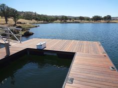 Ipe Dock, Lake Tulloch