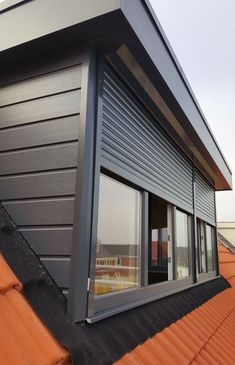 Loft Dormer, Dormer Loft Conversion, Dormer Roof, Backyard Patio Designs, Pergola Designs, Window Glass Design, Wooden House Design, Attic Loft, Hip Roof