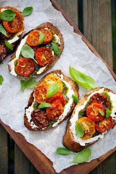 15 крутейших брускетт, которые можно приготовить без рецептов - KitchenMag.ru