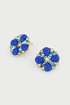 Lanni Earrings on Emma Stine Limited