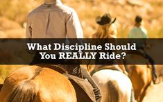Noble Life: Are you a hunter/jumper, a rough stock rider, or a team roper?  Take our fun quiz and find out what discipline you should REALLY ride!