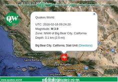 An earthquake of size M 3.9 was registered by USGS. UTC time: 2016-02-16 09:24:20 . Noinjuries have been reported.