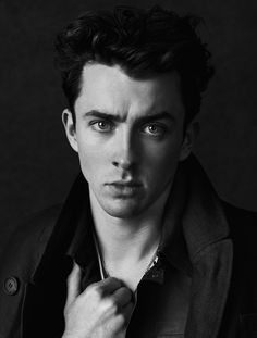 When it came to his role in The Imitation Game—last year's biopic of World War II code-breaker Alan Turing—Matthew Beard had one overriding concern. Matthew Beard, Bill Nighy, Celebrity Film, Baxter Of California, The Imitation Game, Robert Greene, Alan Turing, Going To University, New York Photography