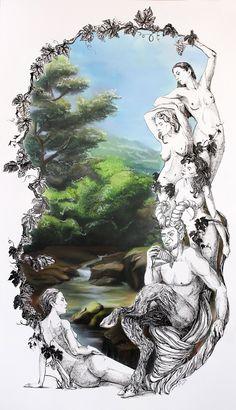 Greek Mythology on Behance