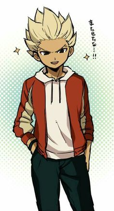 Gouenji Shuuya from Inazuma Eleven Ares no Tenbin Inazuma Eleven Axel, Litle Boy, Epic Art, Anime Guys, Geek Stuff, Stuffing, Wallpaper, Drawings, Pencil Drawings