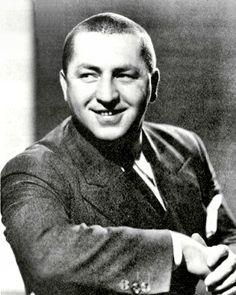 Curly Howard from The Three Stooges
