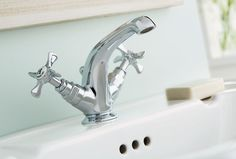 Win a set of sink and bath taps plus a matching shower from Mira Showers!